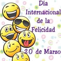 Celebramos el 20 de marzo: Día Mundial de la Felicidad