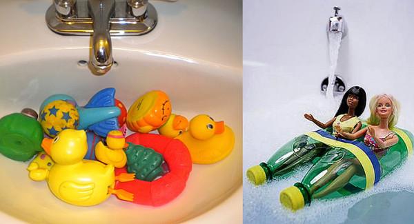 Imgenes de juguetes Reciclados para nios hechos a mano