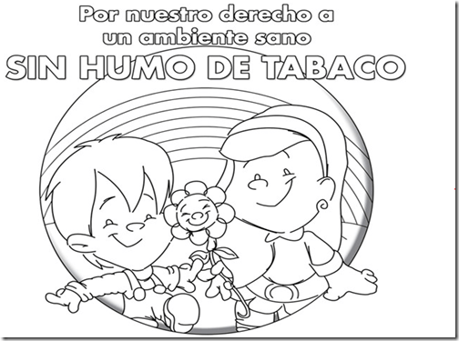 Imágenes Para Niños Del Día Sin Tabaco Con Dibujos Para