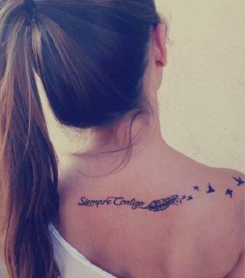 Tatuajes Para Mujer En El Brazo Con Frases De Familia