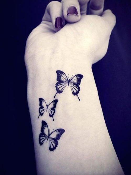Tatuajes Pequeños Para Mujer En La Muñeca Guatelinda