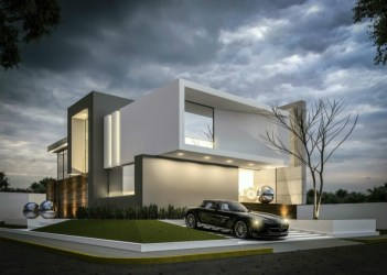 Imágenes de Arquitectura Moderna: casas y edificios