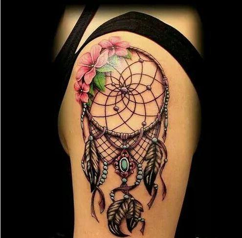 Tatuajes De Atrapasueños Para Mujeres Diseños Y Significado