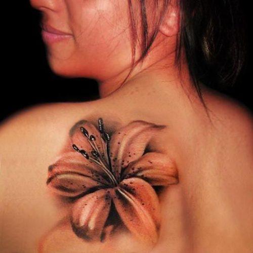 Tatuajes 3d Para Hombres Y Mujeres Ideas Y Diseños Sorprendentes