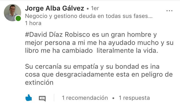 Jorge Alba libro