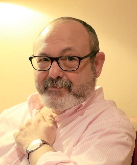 foto del Sr, Escandar