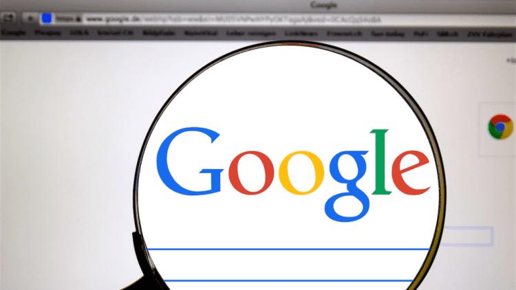 google-loupe-recherche
