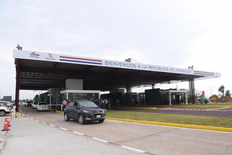 paso_fronterizo Por trabajos de mantenimiento en la Central Hidroeléctrica Yacyretá, habrá corte en paso fronterizo