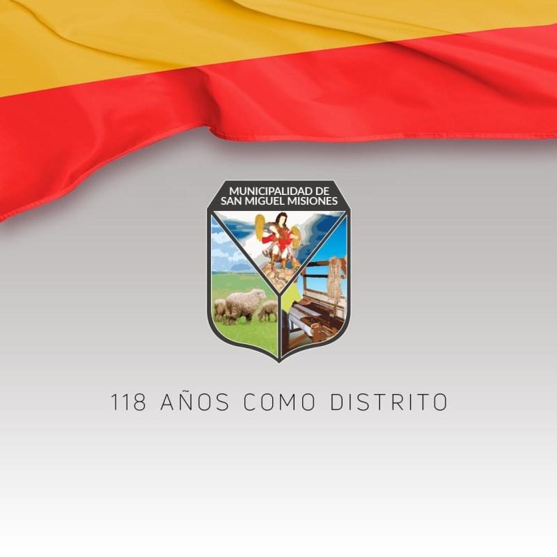 IMG-20200713-WA0073 San Miguel celebra sus 118 años de creación de distrito