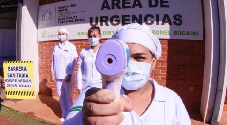 bogado Declaran emergencia sanitaria en Coronel Bogado por disparo de casos de COVID-19