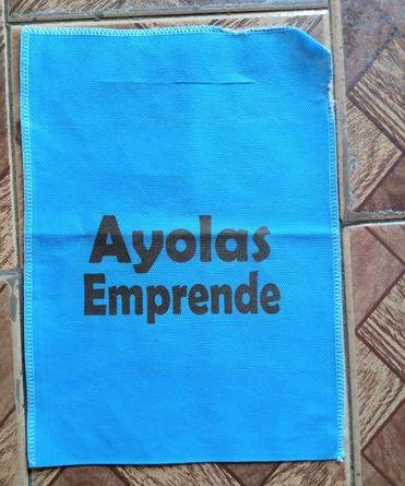 Crean bolsos artesanales para reducir el uso del hule en Ayolas
