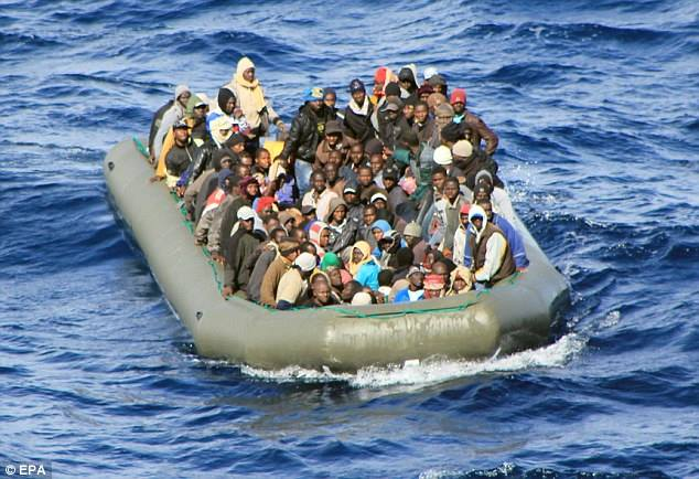 Libyan coast guard intercepted 15 000 migrants in 2018