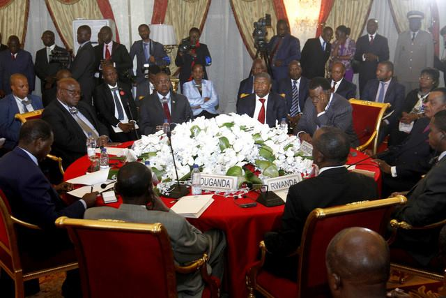 Violence in DRC condemned at joint SADC ICGLR summit