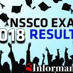 NSSCO Exam Results 2018