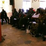 Ohangwena pays last tribute to Nambundunga