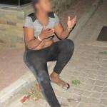 Woman escapes rape