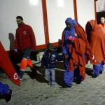 Spain rescues 549 migrants from Mediterranean Sea