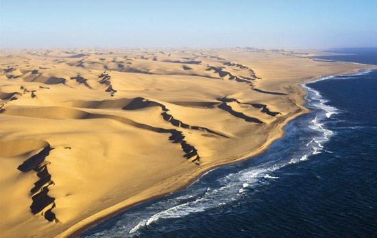 Namibia to sign treaties on marine pollution