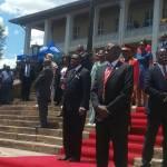 President Geingob calls for integrity and accountability