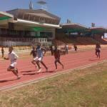 Golden Spike athletics tournament delivers champions