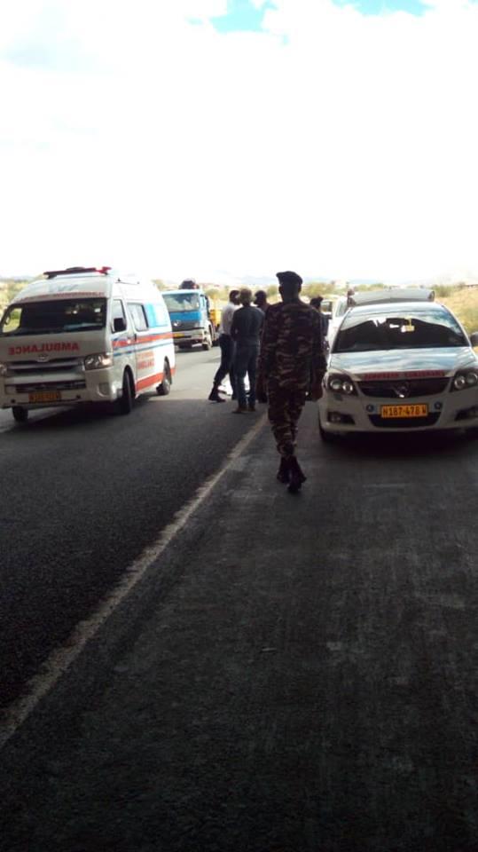 Gruesome public suicide shocks motorists