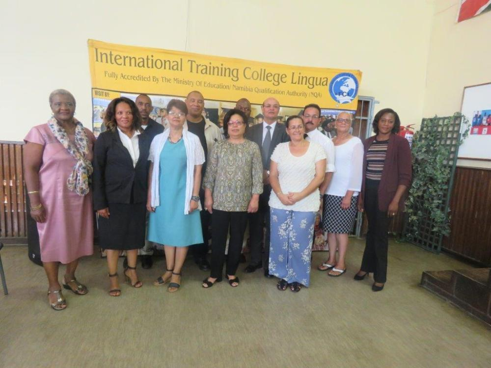 Lingua opens 2019 Academic year