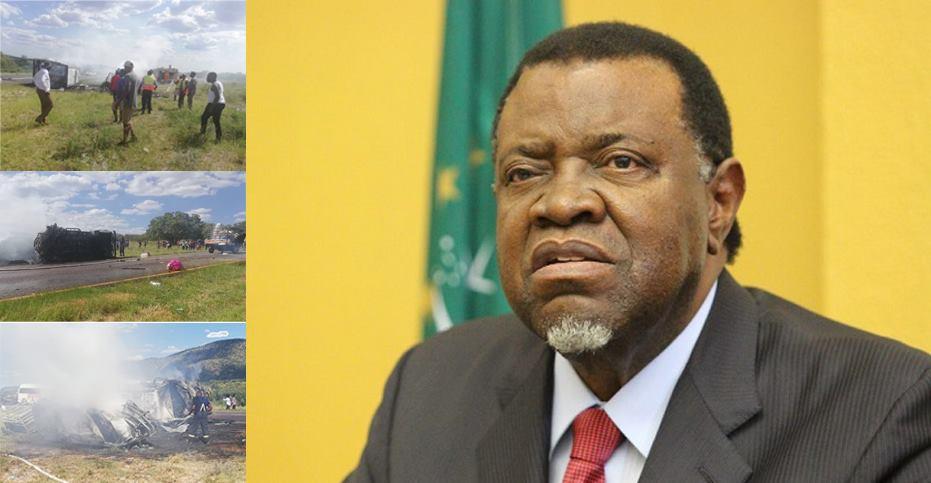 President saddened by horrific accident
