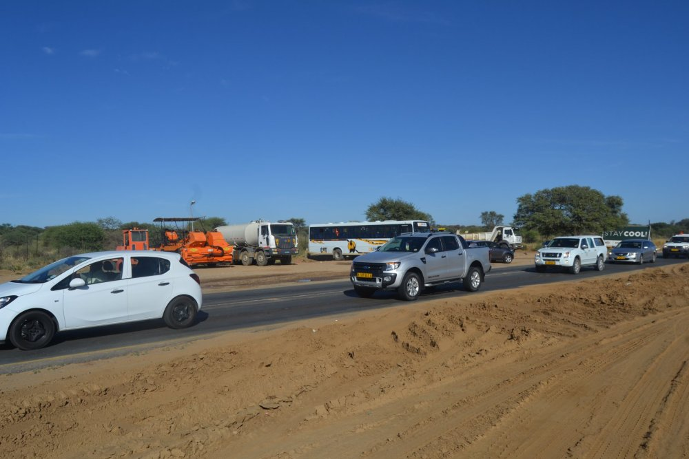 Road infrastructure needs to be maintained