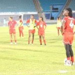 Brave Gladiators loses first match in Olympic qualifier