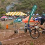 Miller slots in third at African mountain bike games