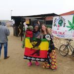 Marijuana users President Arrested with ganja