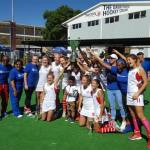 Namibia wins hockey test series