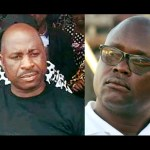 A luta continua … A battle of titans rages on in Ondonga