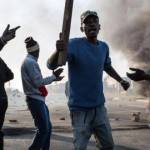South Africans vote despite protest incidents