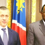 Namibia asks Russia for humanitarian assistance