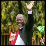 Tanzanian President on official State Visit
