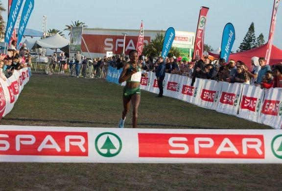 Helalia wins spar 10km challenge
