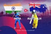 India takes on defending champions Australia