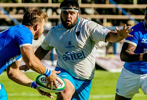 Namibia beats Uruguay in Montevideo