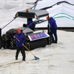 Rain breaks records at world cup