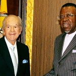 President hosts Mexican billionaire at State House