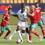 Own goal costs Namibia dearly