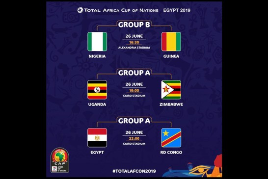 Second round of AFCON 2019 about to start