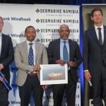 Commercial banks cough up N$5.6 billion for Debmarine's newest Vessel