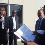 Arandis Mayor declares Lichtenstrasser Persona Non Grata