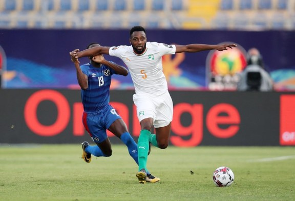 Namibia's AFCON dreams shattered