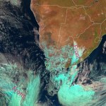 Temperatures drop drastically as cold front moves in