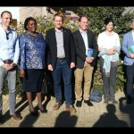 President of the German Bundesrat visits Namibia