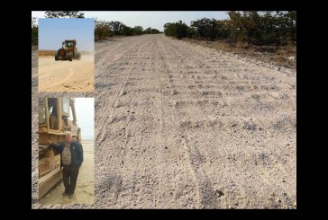 Etosha gifted with massive roads project