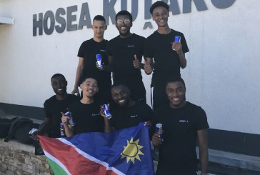 Red Bull Neymar JR's Five - From Walvis Bay to Brazil